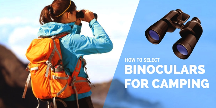 How to Select the Best Compact Binoculars for Camping