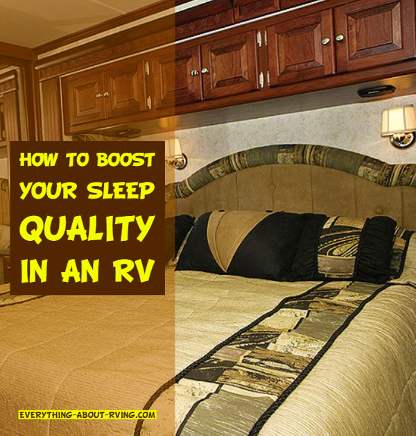 How to Boost Your Sleep Quality in an RV