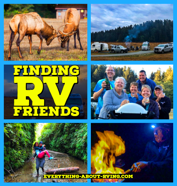 Finding RV friends: Gathering silver and gold on America's backroads
