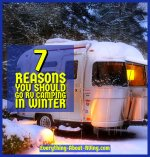 7 Compelling Reasons You Should Go RV Camping in Winter