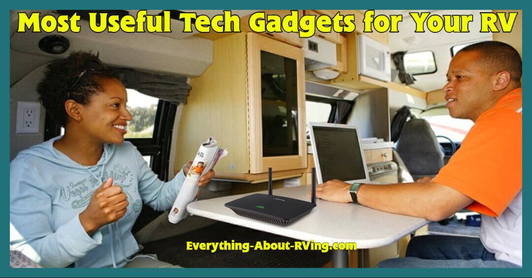 Most Useful Tech Gadgets for Your RV