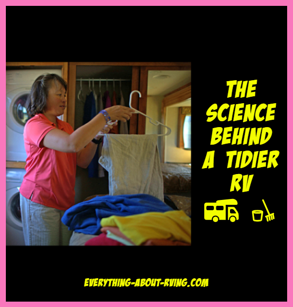 The Benefits of Cleaning & Tidying Up Your RV