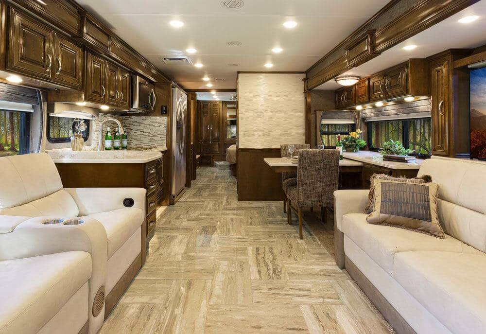 Class A Motorhome, The Classiest of RVs