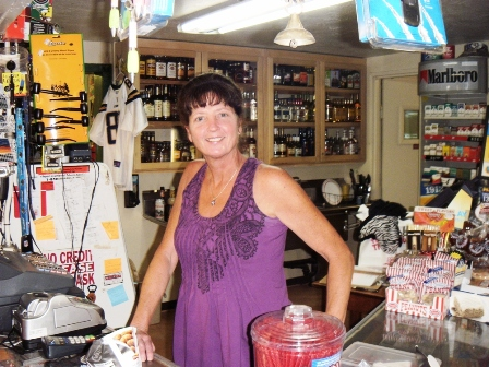 Potrero General Store Co-owner Willemina Arnold