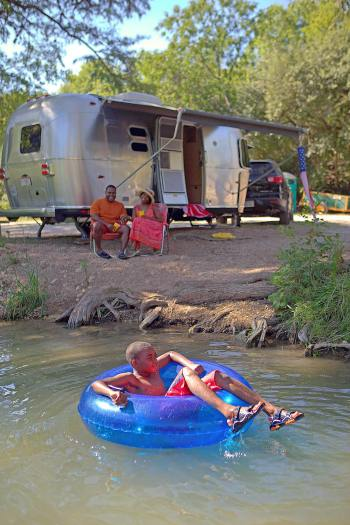 The Travel Trailer Affordable Luxury