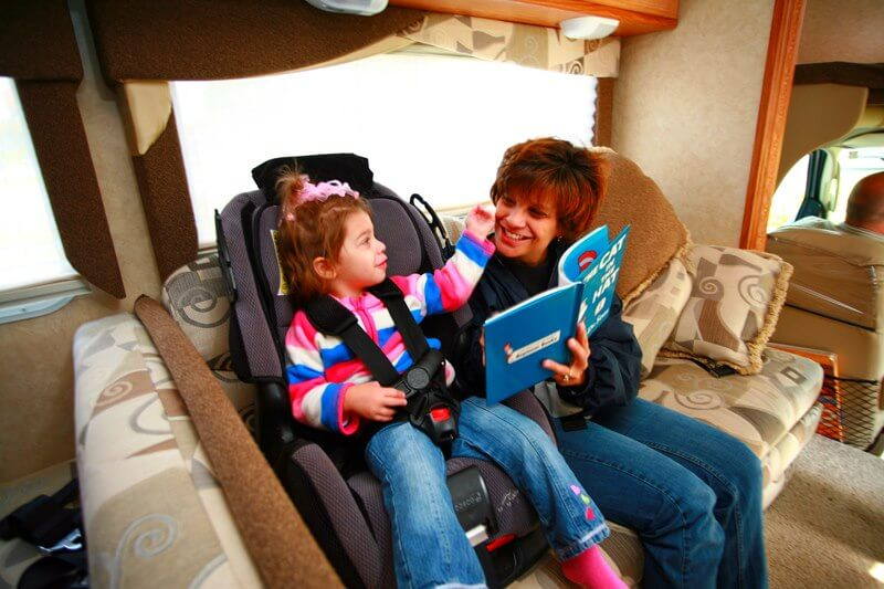 Childproofing Your RV