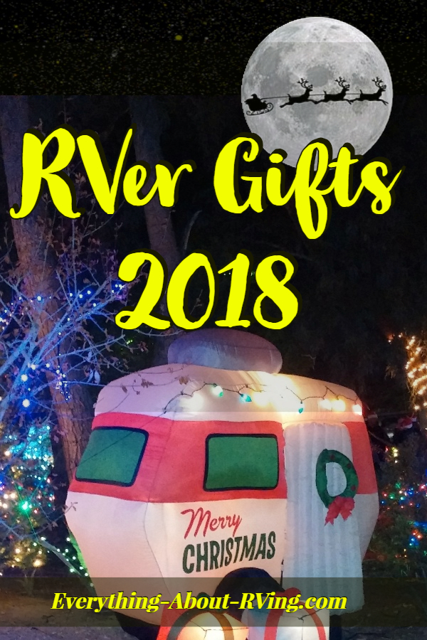RVer Gifts 2018