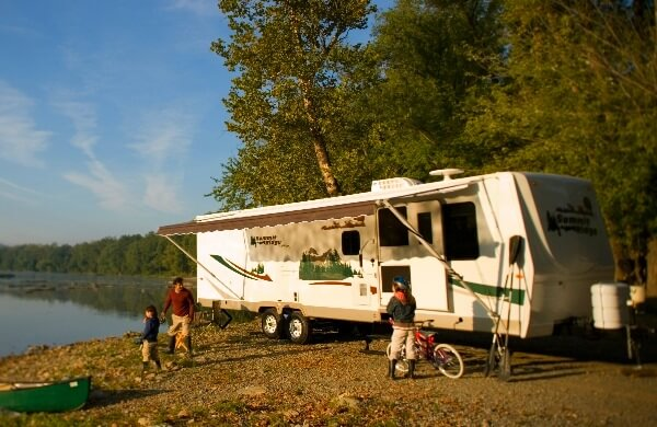 Ten Ways to Save Money on RV Camping