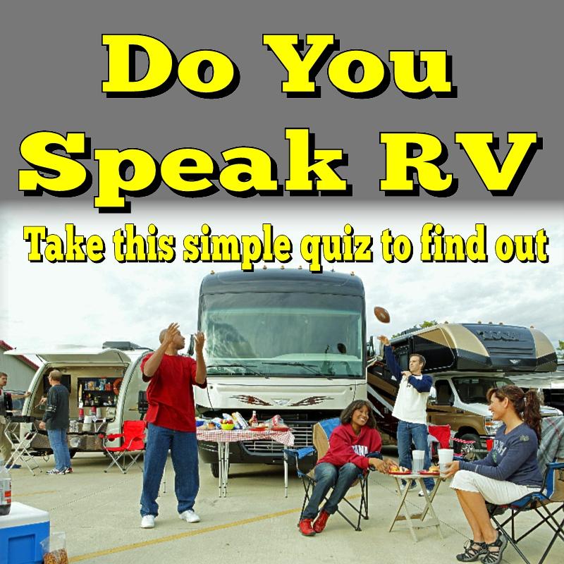 Do You Speak RV?