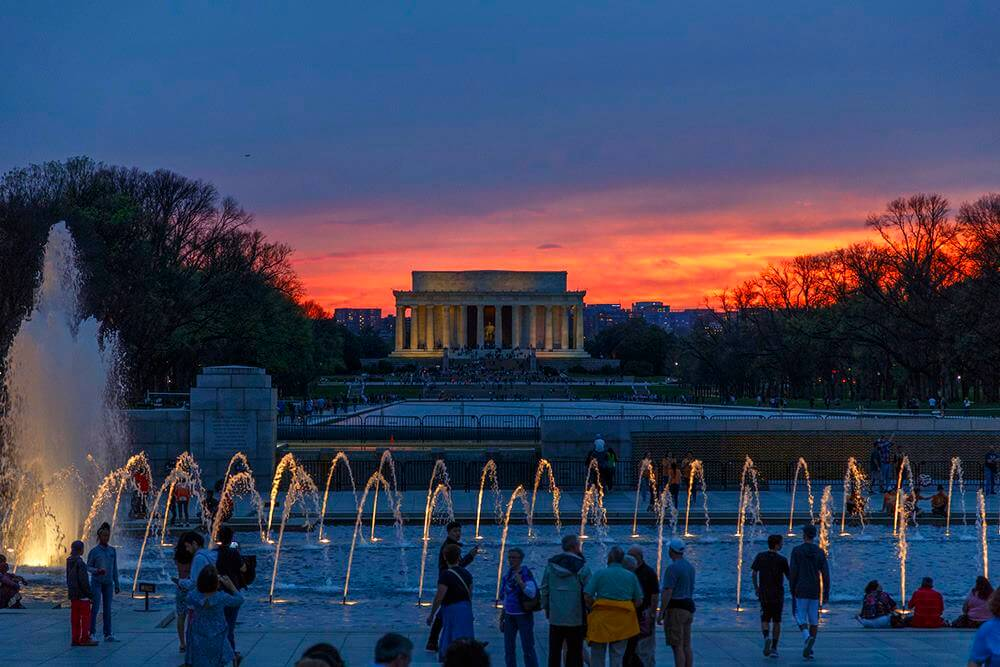 The Ultimate RV Road Trip On A Budget: Part I – East Coast Edition Washington, D.C.