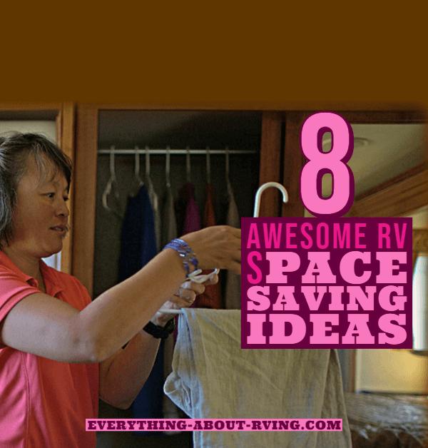 8 Awesome RV Space Saving Ideas