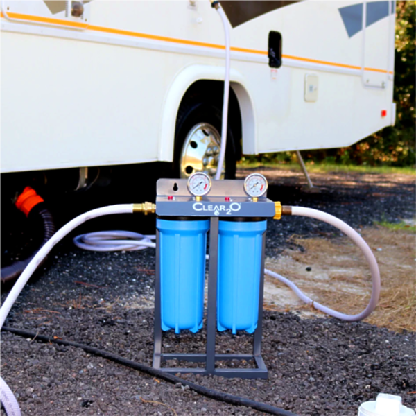 The Basics of RV Water Filtration Navigating the Options