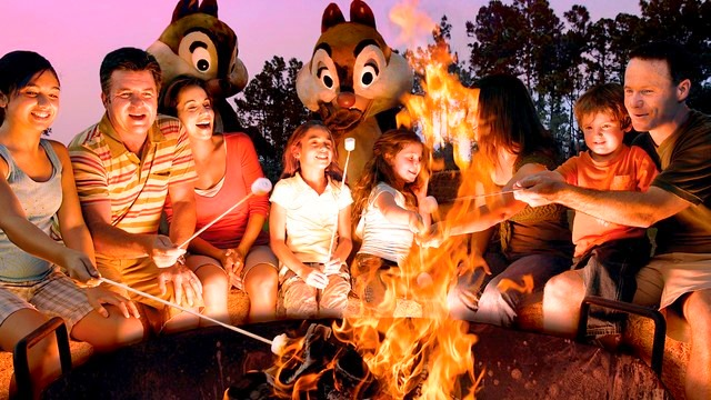 Disney's Camp Wilderness Campfire
