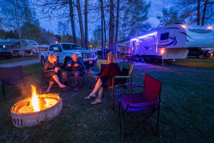 10 Considerations When Choosing An RV Campground