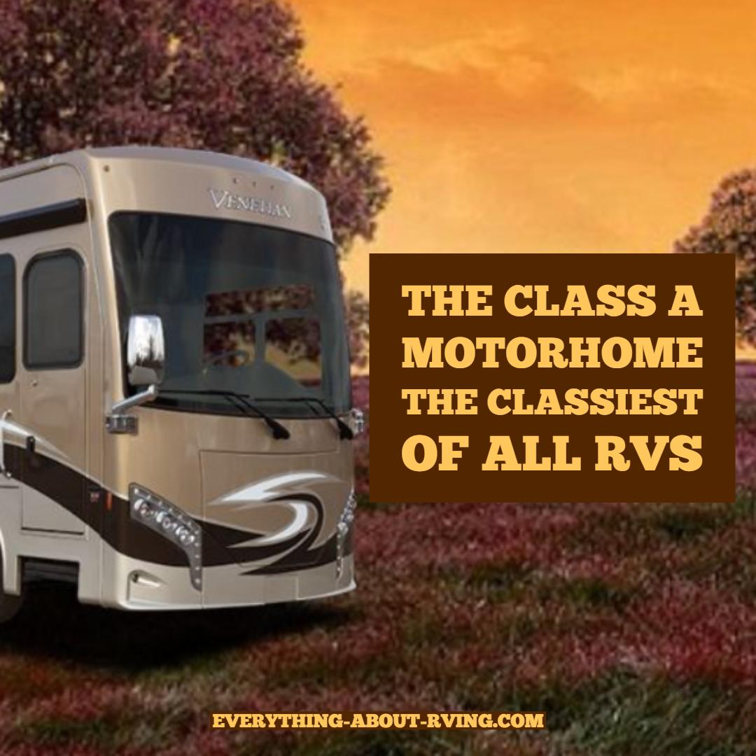 Class A Motorhome
