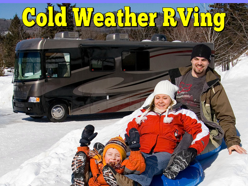 Cold Weather RVing