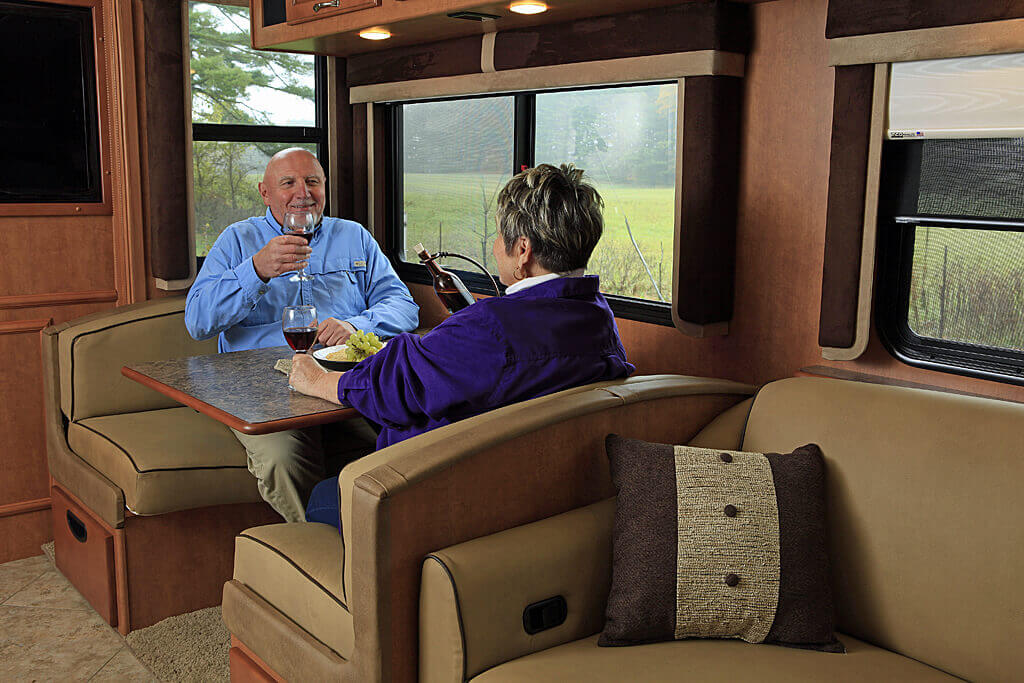 How to Live Together 24-7 in an RV