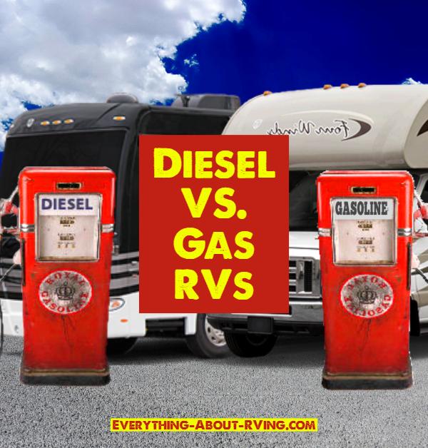 Diesel Versus Gas RVs