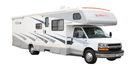 Class C El Monte RV Rental