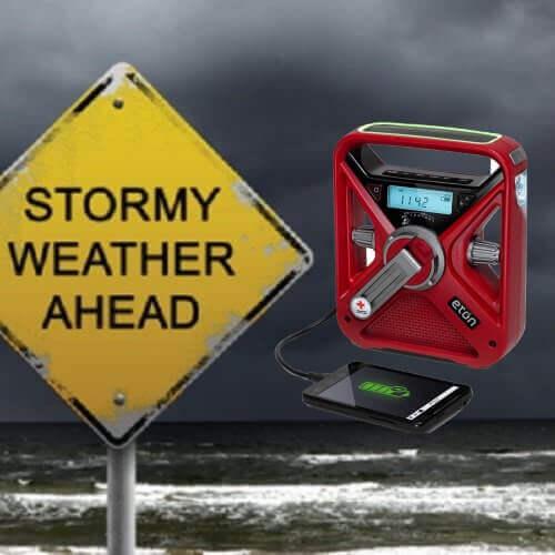 Etón FRX3 radio