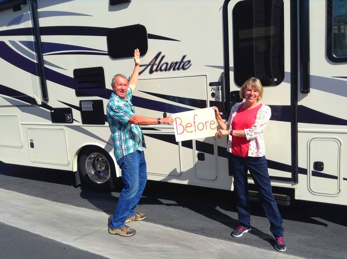 A Joyful RV Road Trip For Foster Children