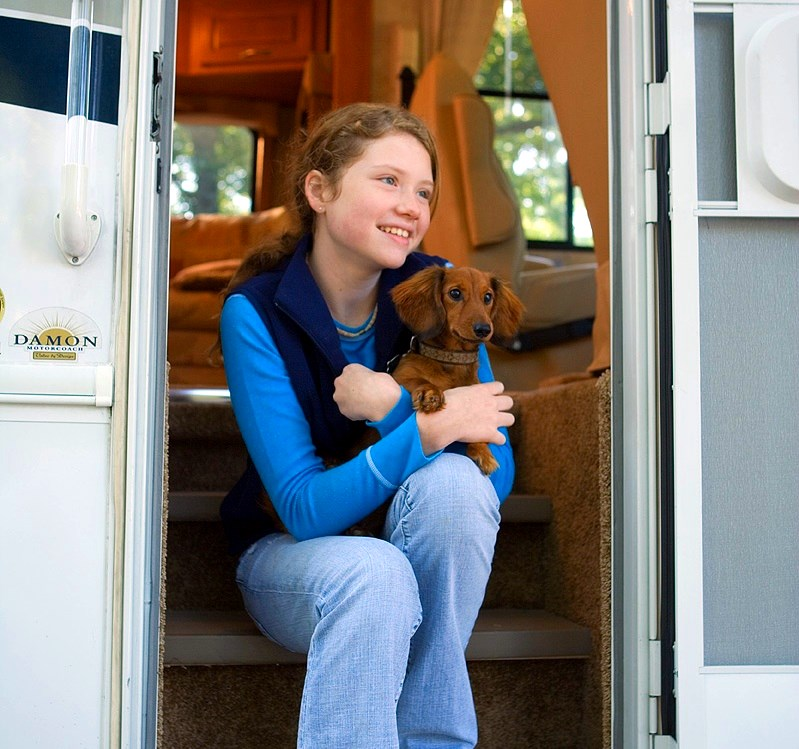 How To Teach Your Dog Boundaries Inside Your RV