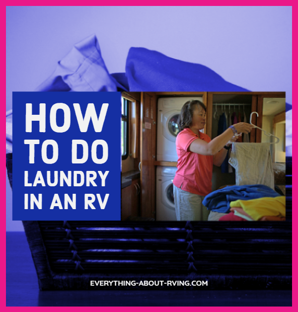 How to Do Laundry in an RV