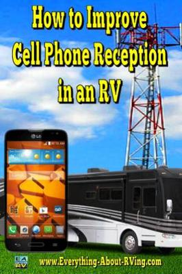 How to Improve Cell Phone Reception in an RV
