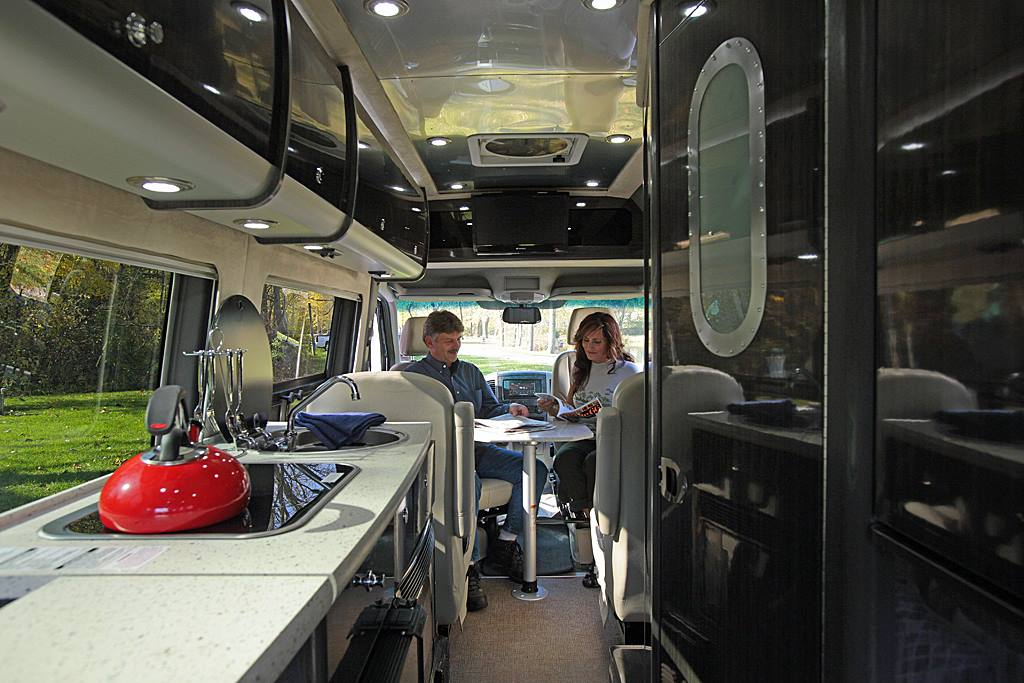 The Class B Motorhome The Baby RV