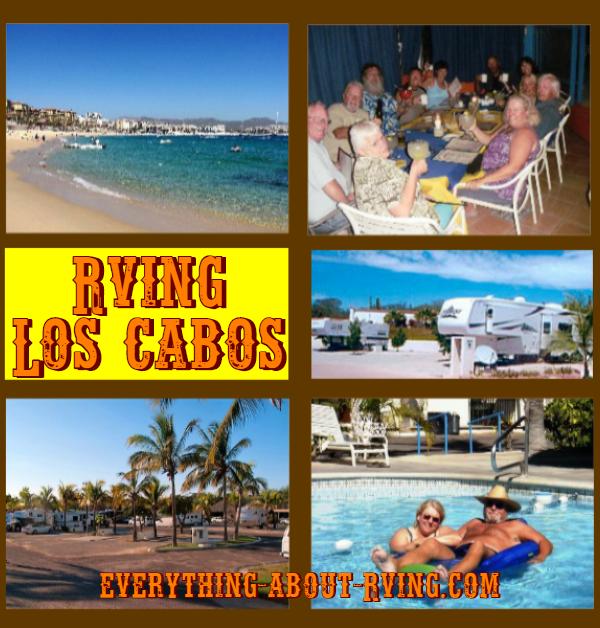 RVing Los Cabos