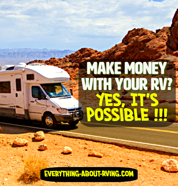 Make Money With Your RV