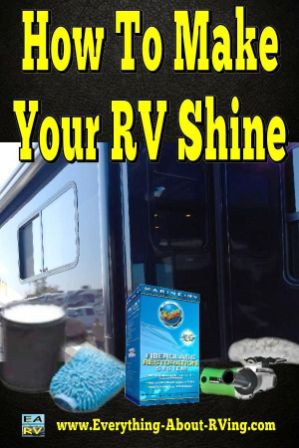 How To Make Your RV Shine