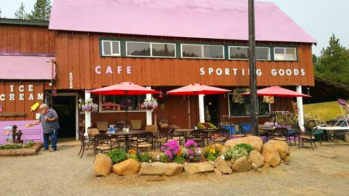 Pineridge Café 3443 Highway 95, Council, ID 83612