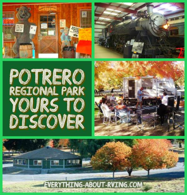 Potrero Regional Park - Yours to Discover