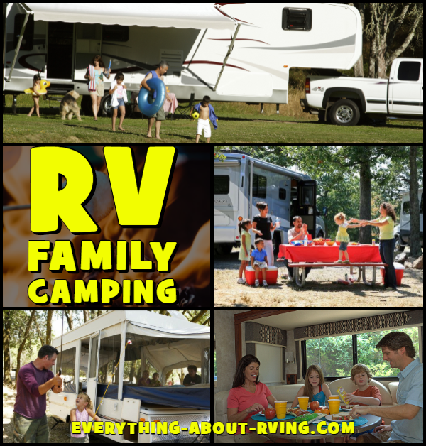 RV Family Camping