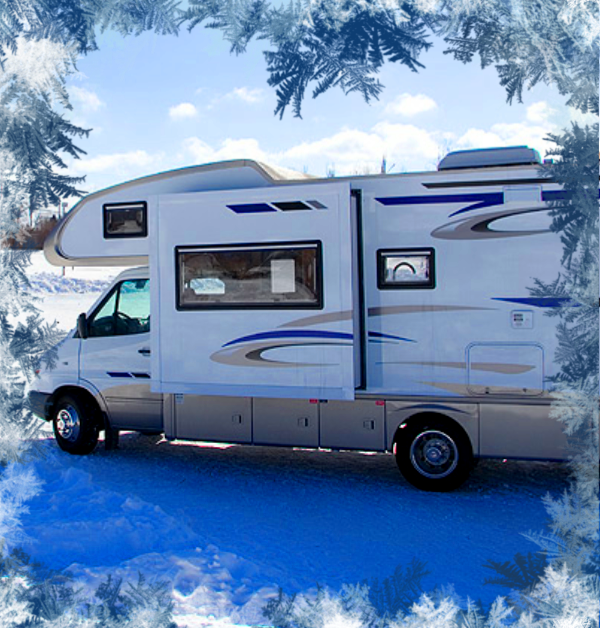 4 Easy Ways to Winterize Your RV