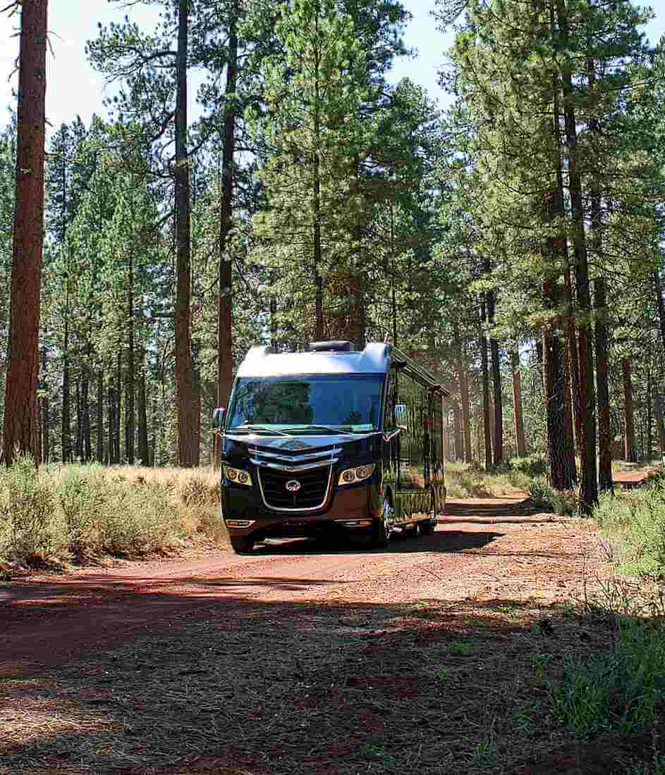 RV Driving Tips - Ways to Make Your Life Easier