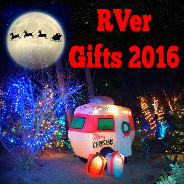 RVer Gifts 2016