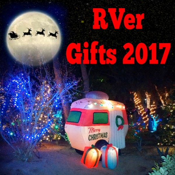 Gift suggestions for RVers