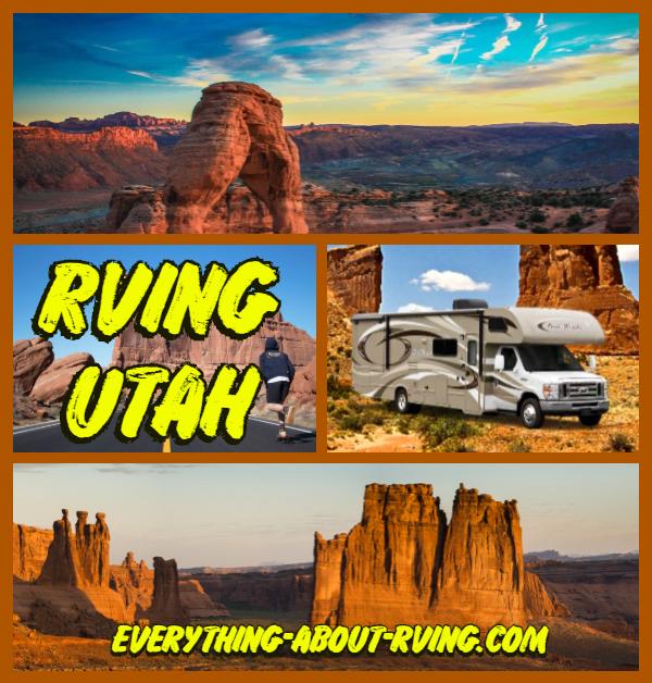 RVing Utah