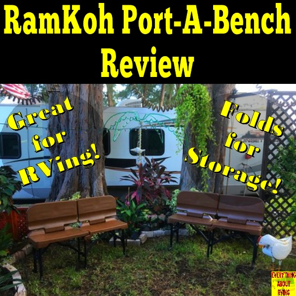 RamKoh Port-A-Bench Review