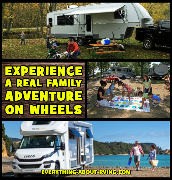 Experience A Real Family Adventure On Wheels