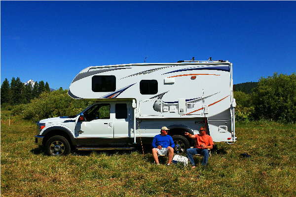 The Truck Camper Is The Go-Anywhere RV