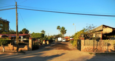 Rivera del Mar RV Park Entrance