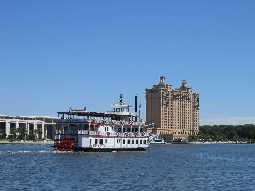 The Georgia Queen On the Savannah River
