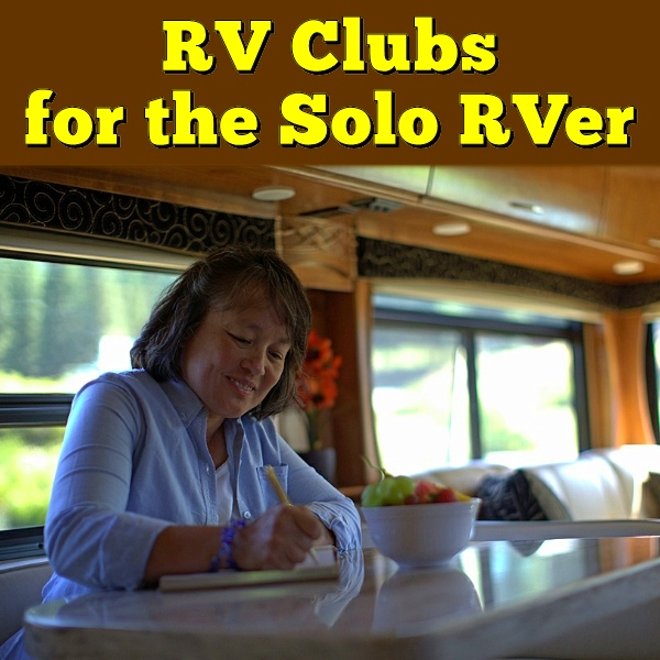 RV Clubs for the Solo RVer