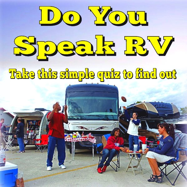 Do You Speak RV?