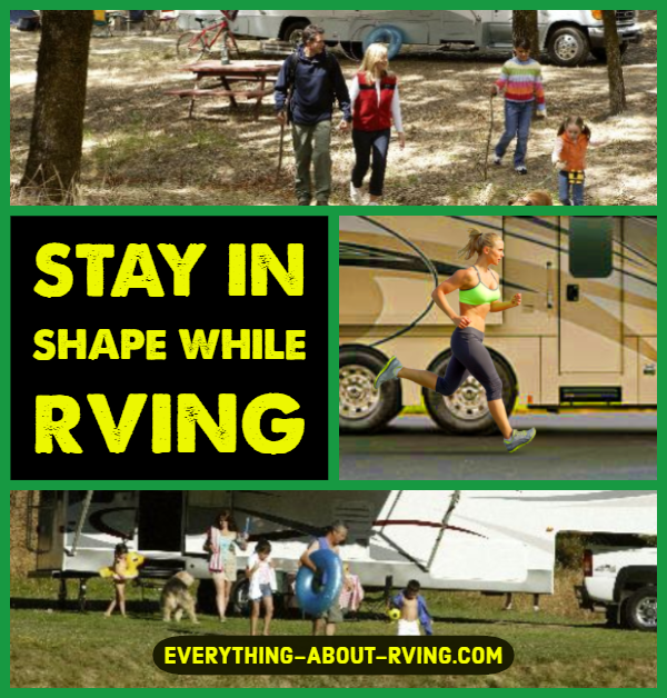 Stay in Shape While RVing