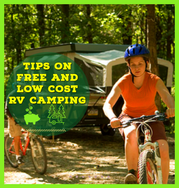 Tips On Free And Low Cost RV Camping