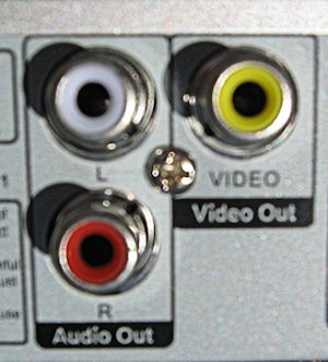 Audio Video Out on Tivax HDTV Converter Box